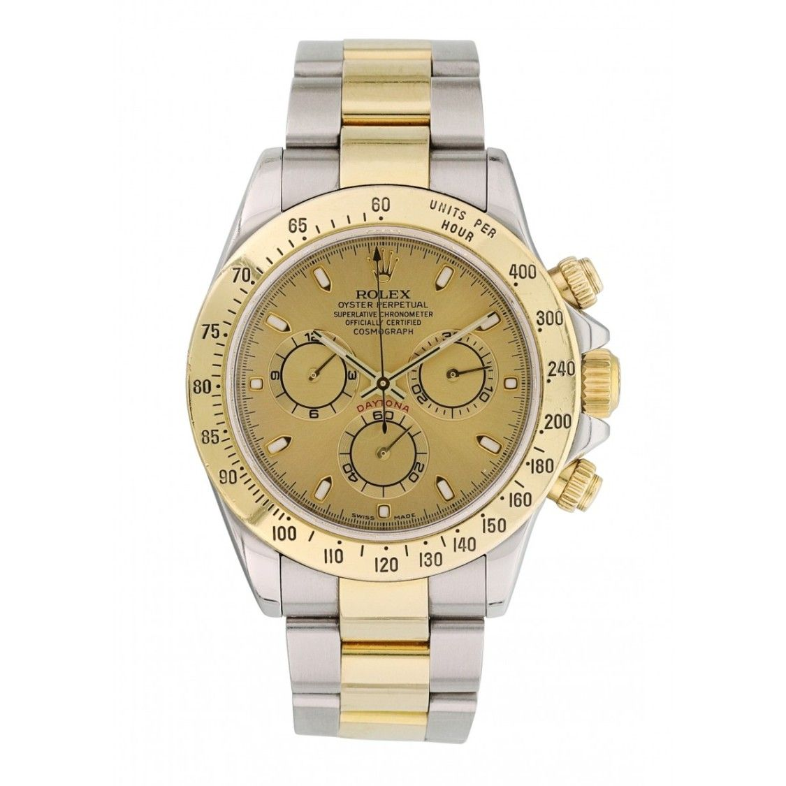 Rolex Lingerie Daytona 116523 Mens Watch