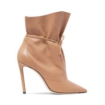 Stitch 100 Leather Ankle Boots