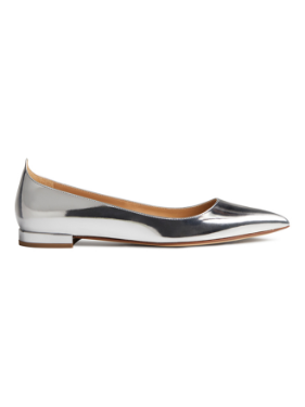 Flat Pointed Pumps