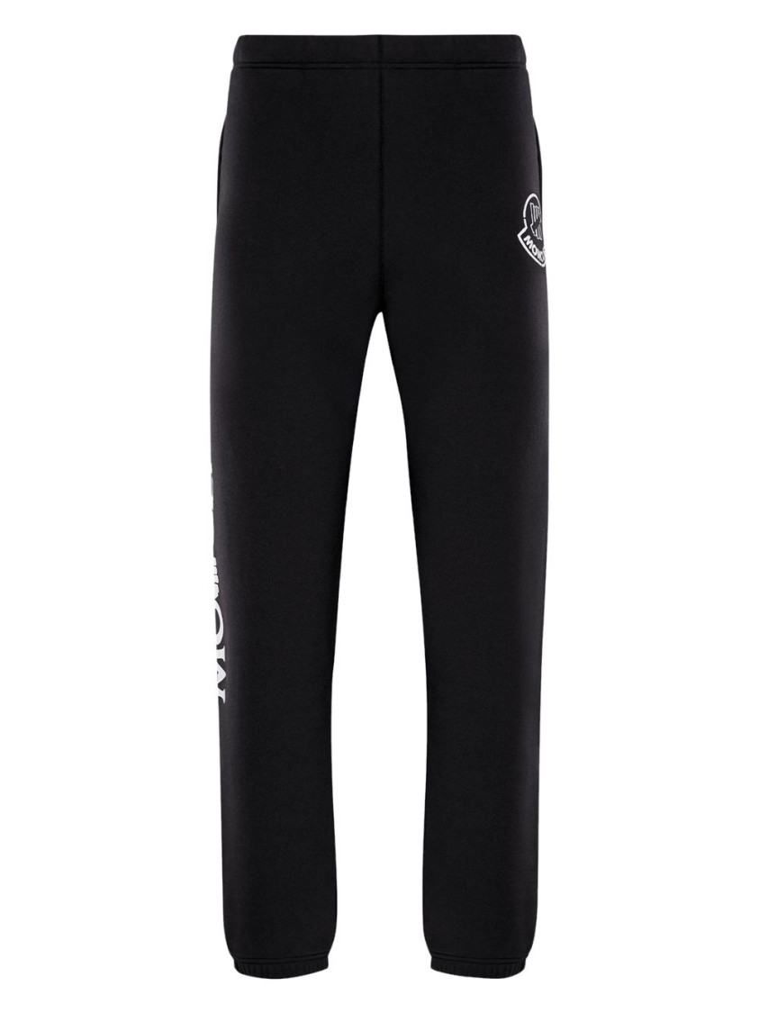 MONCLER GENIUS 1952 BLACK SWEATPANTS