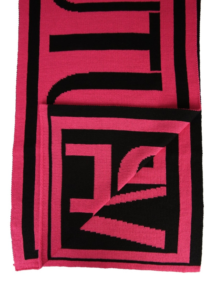 Versace Jeans Couture FUCHSIA ACETATE SCARF