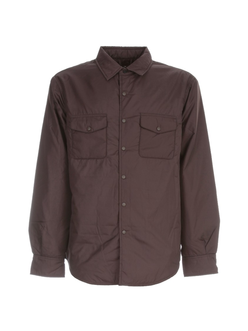 Aspesi PIU THERMORE NYLON SHIRT