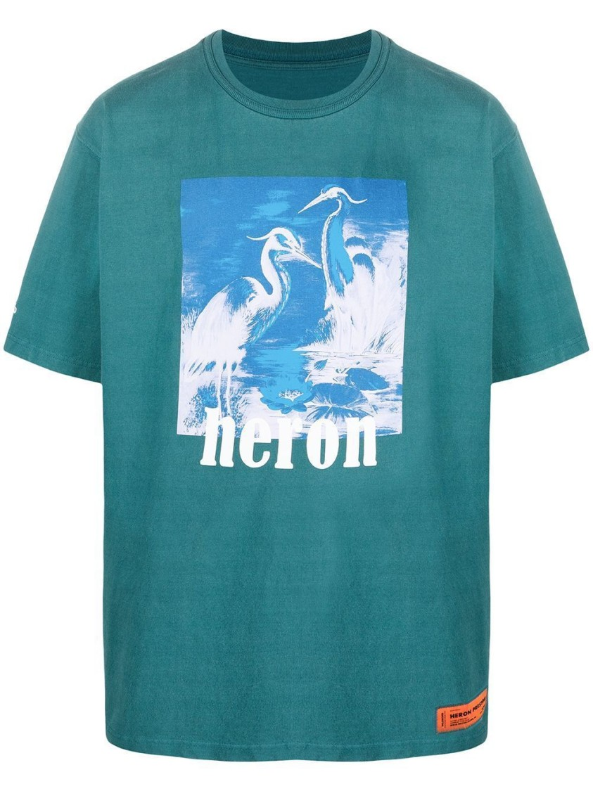 Heron Preston PICTURE T-SHIRT