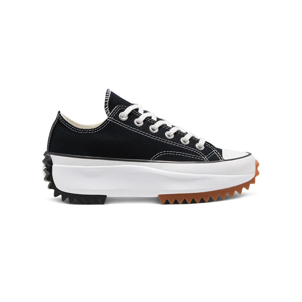 Converse Run Star Hike Ox (Black/White/Gum)