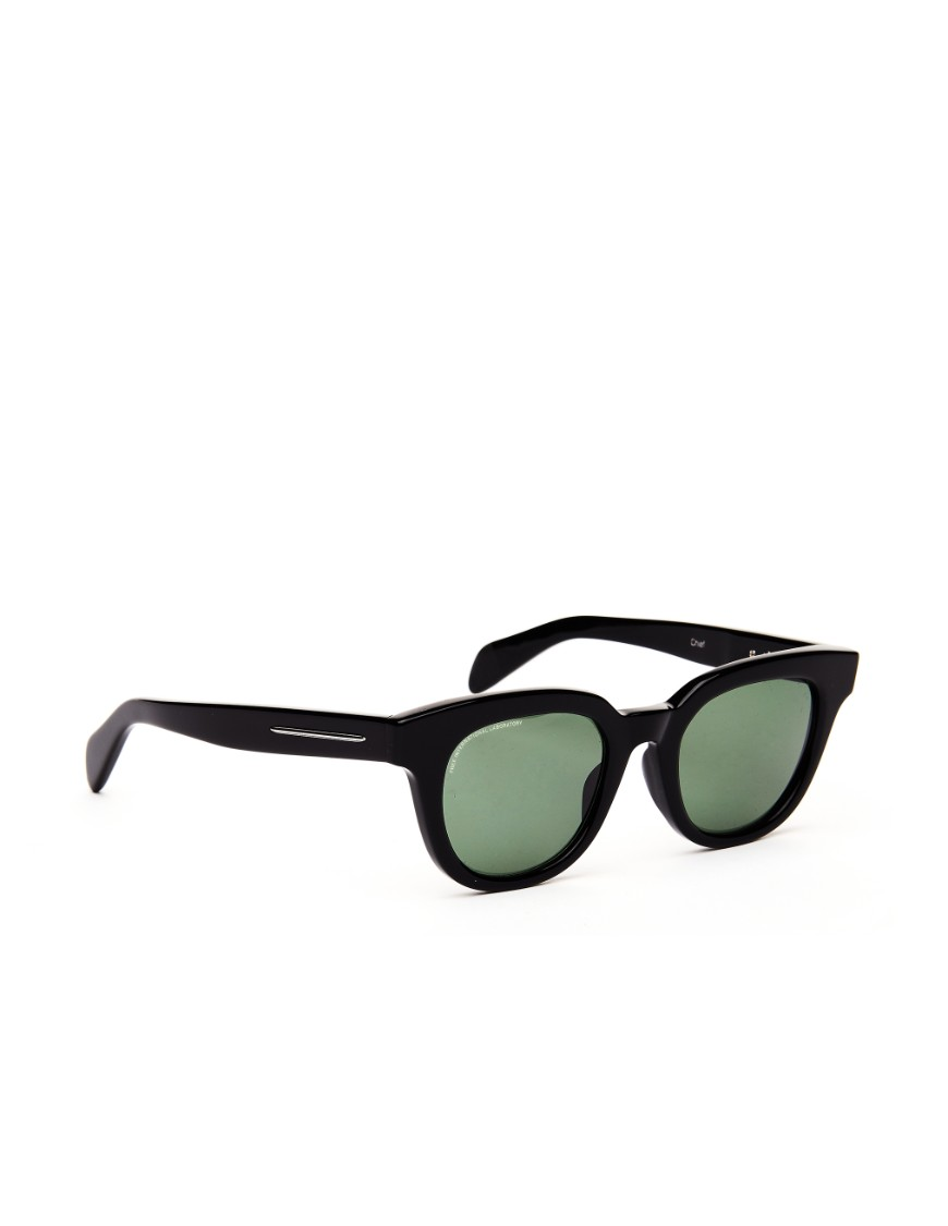 Visvim Chief Black Sunglasses