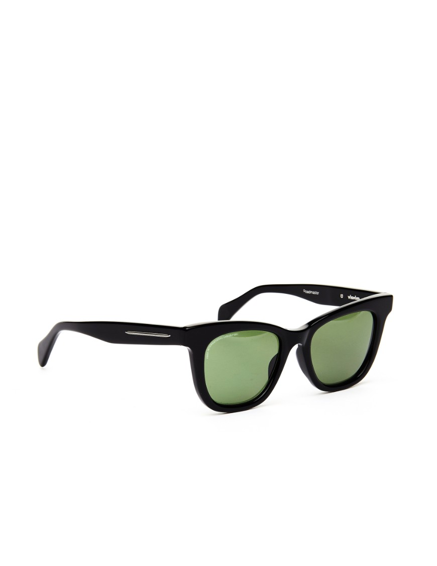 Visvim Roadmaster Black Sunglasses