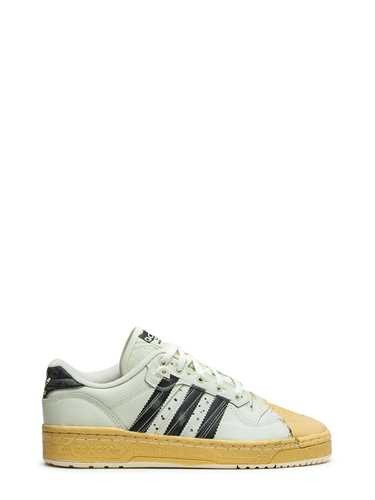 Adidas Originals LOW 'RIVALRY LO SUPERSTAR' SNEAKERS WHITE