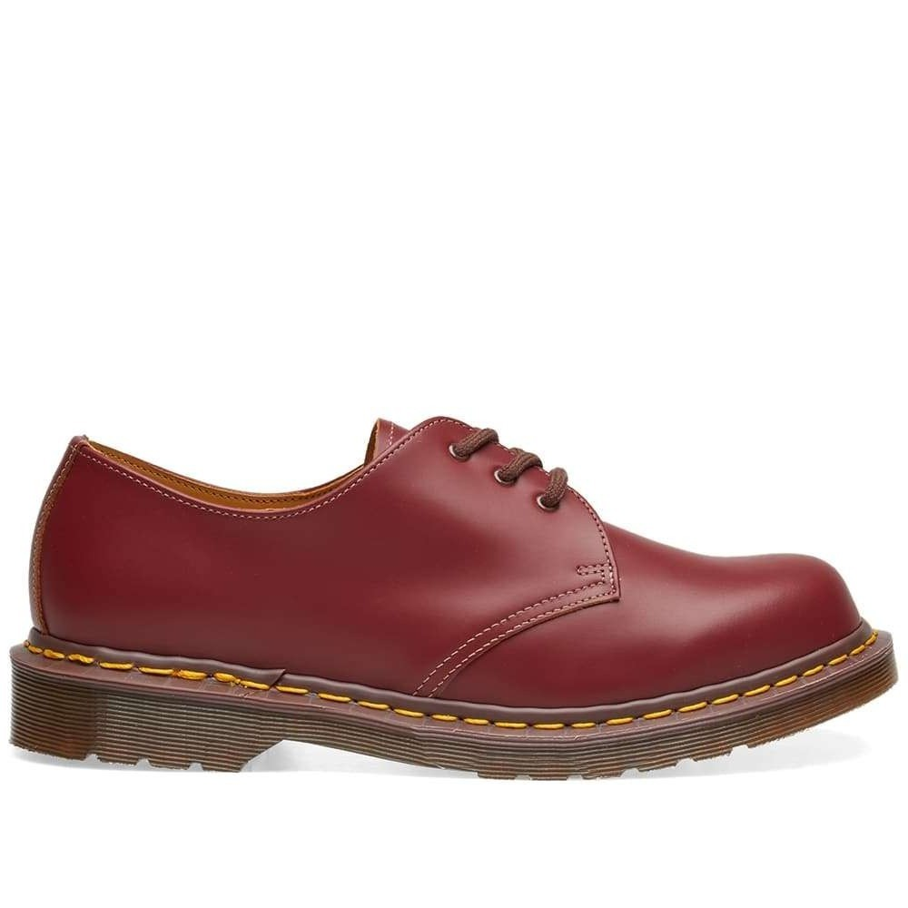 Dr. Martens Shoes 1461 MADE IN ENGLAND OXBLOOD