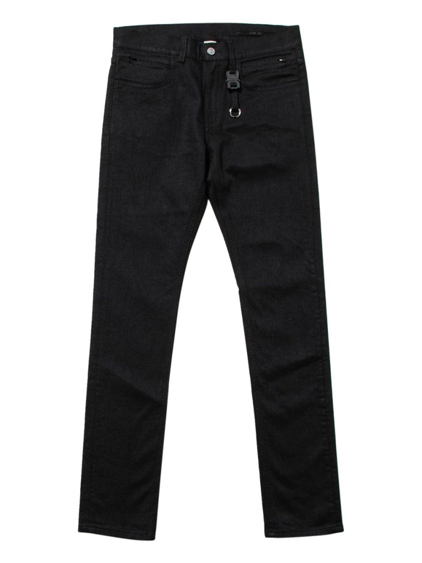 Alyx BLACK CLASSIC JEAN WITH NYLON BUCKLE