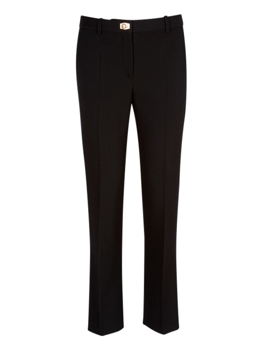 Givenchy Wools BLACK WOOL TAILORED PANTS