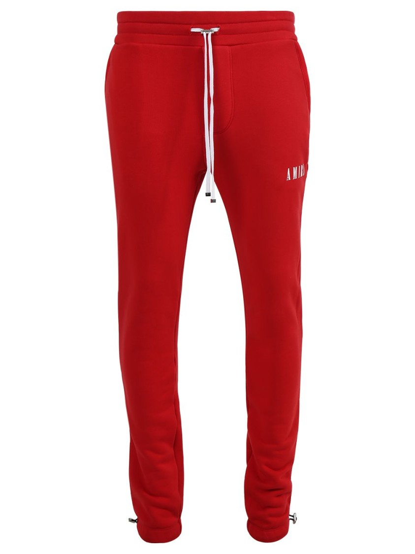 AMIRI CORE LOGO SWEATPANT RED