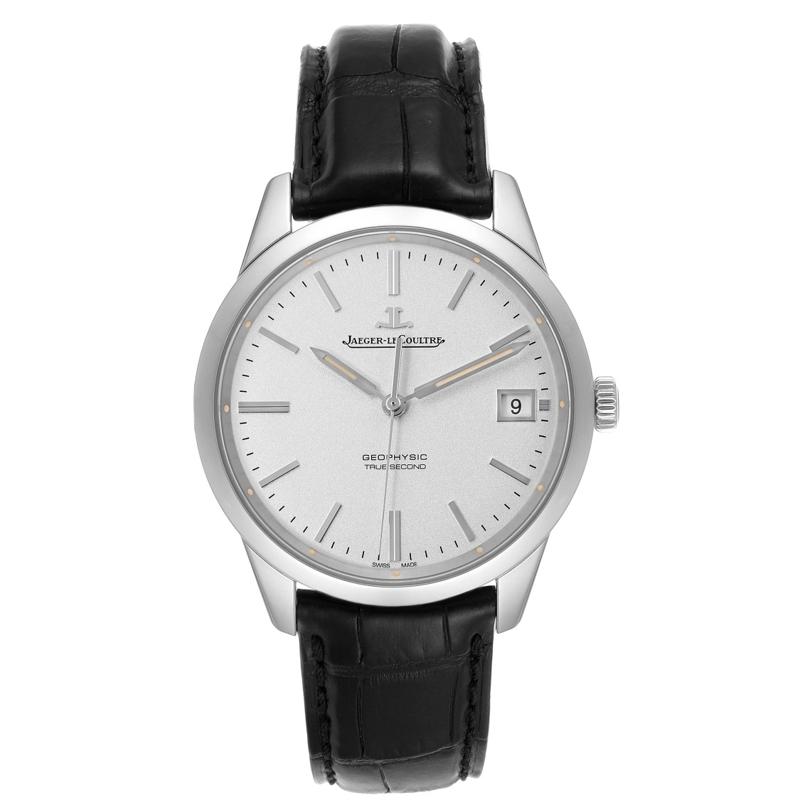 Jaeger-lecoultre Master Ultra Thin Mens Watch 501.8.t0.s Q8018420 In Not Applicable