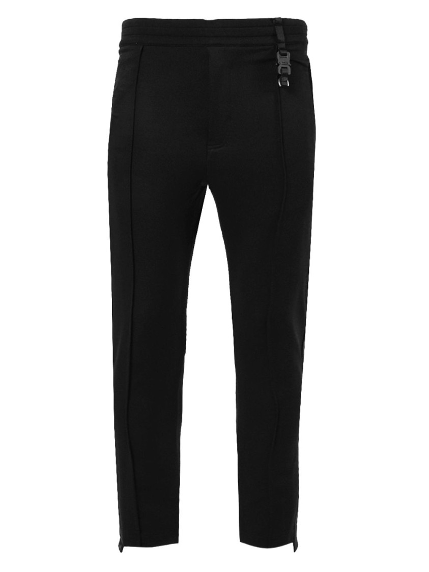 Alyx BLACK BUCKLE DETAIL TRACK PANT