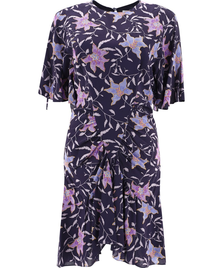 Isabel Marant Étoile PURPLE VISCOSE DRESS