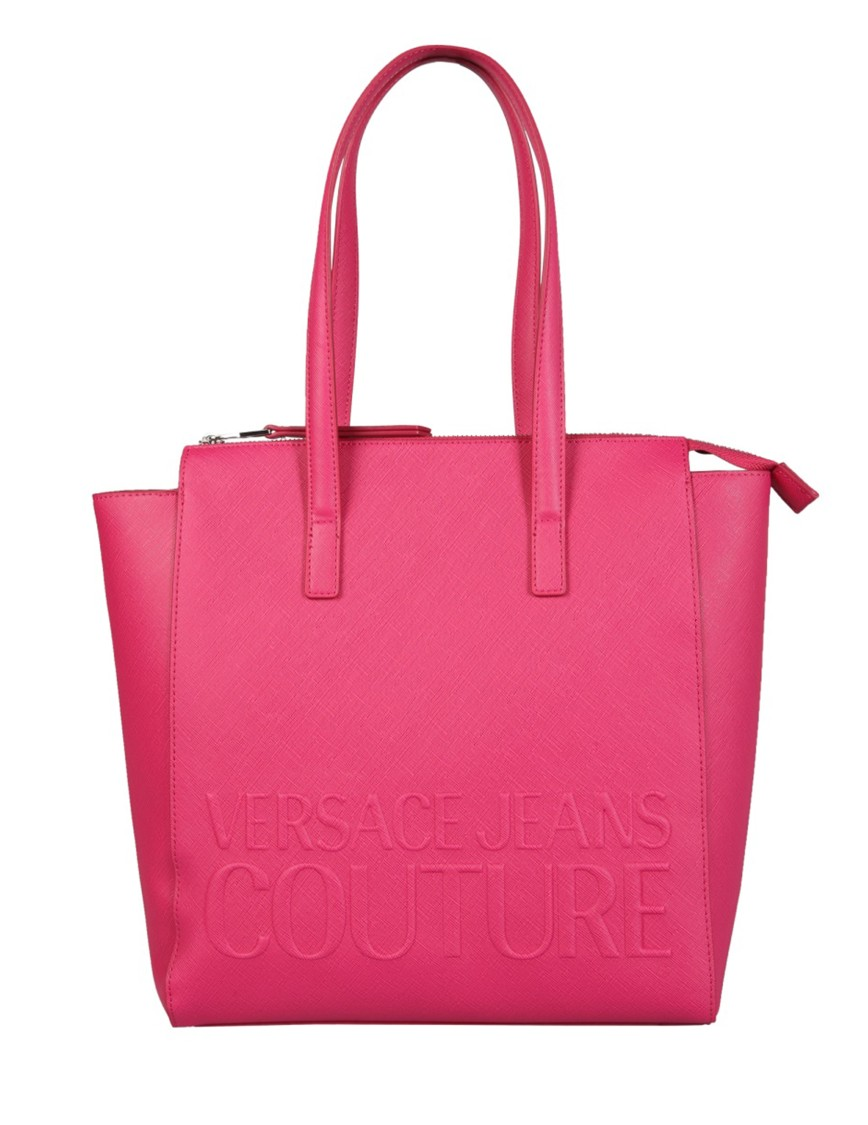 Versace Jeans Couture FUCHSIA POLYESTER TOTE