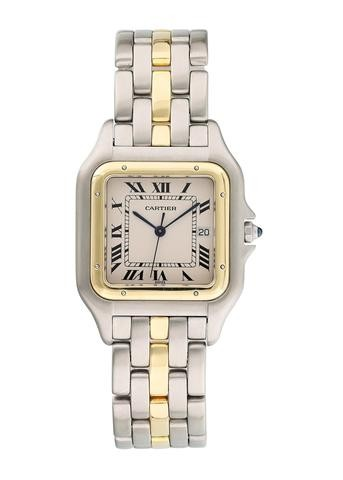 Cartier Watches PANTHERE JUMBO ONE ROW WATCH