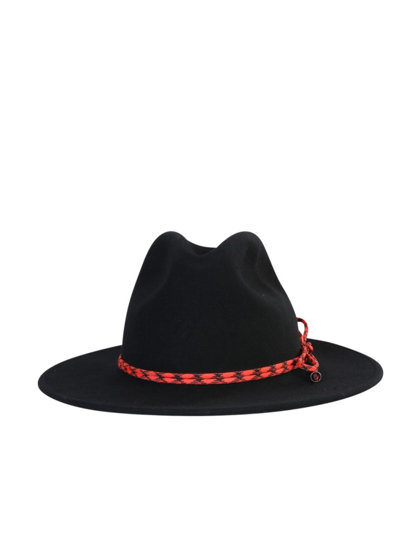 Paul Smith BLACK WOOL HAT
