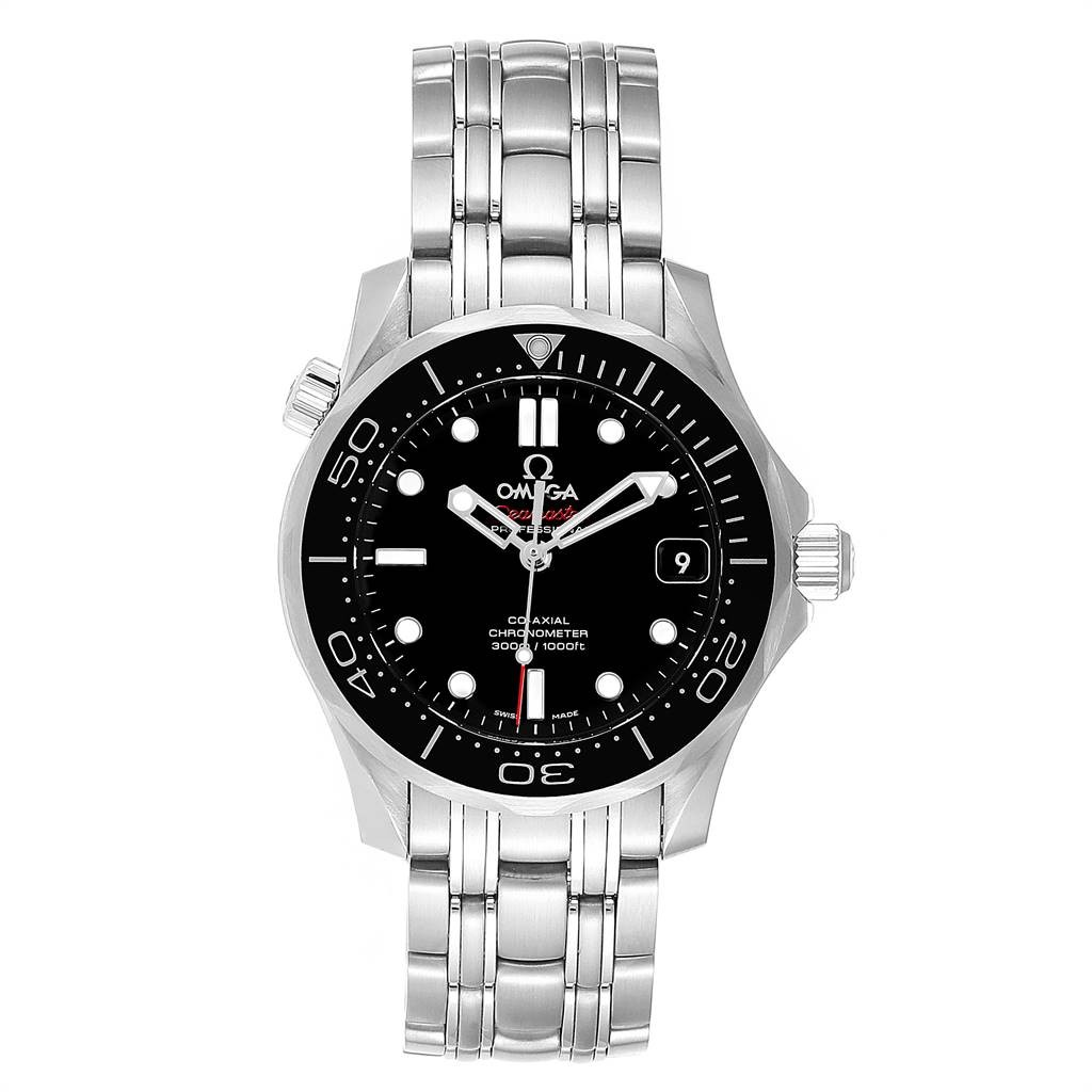Omega Watches SEAMASTER 300M MIDSIZE 36MM MENS WATCH 212.30.36.20.01.002 CARD