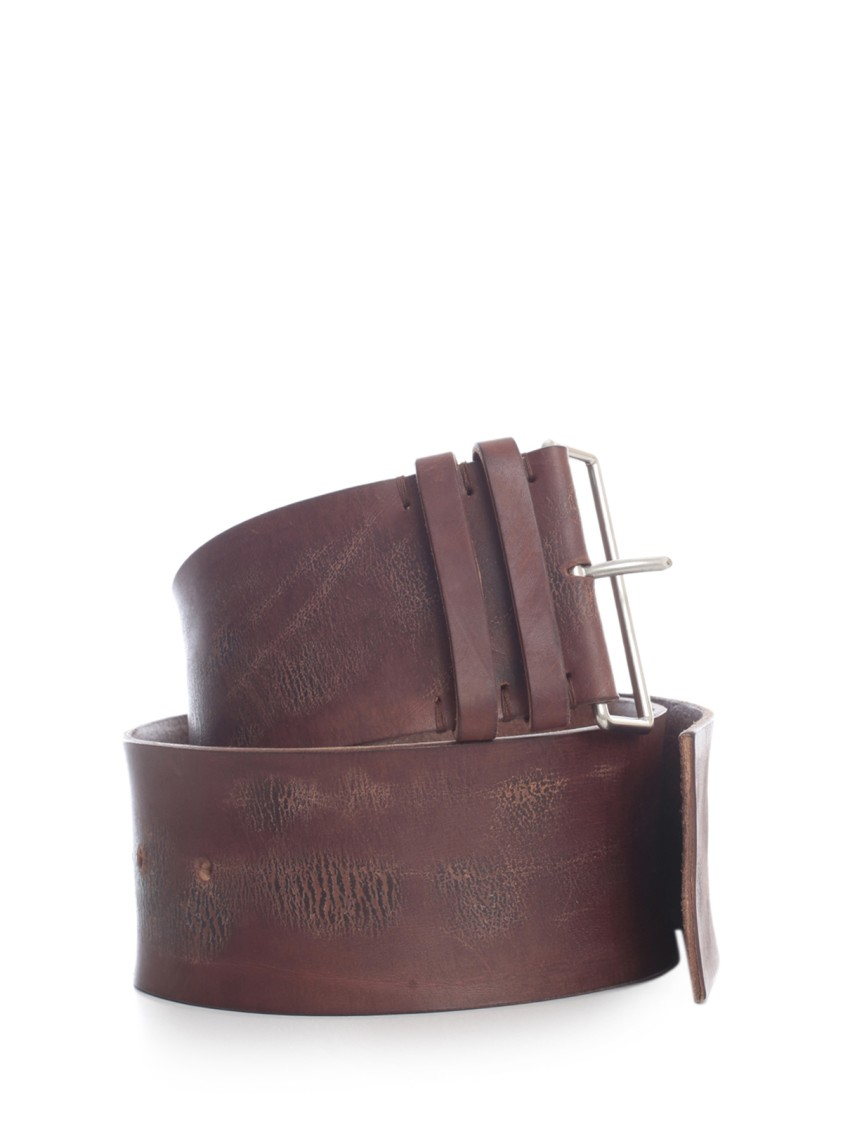 Haider Ackermann 8.5CM WIDE BELT