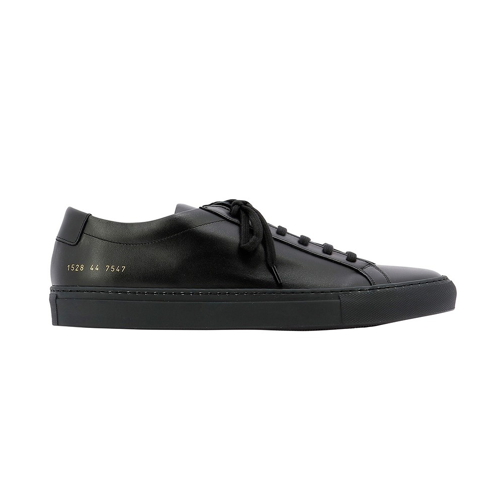 Common Projects Sneakers Original Achil. Nere In Black
