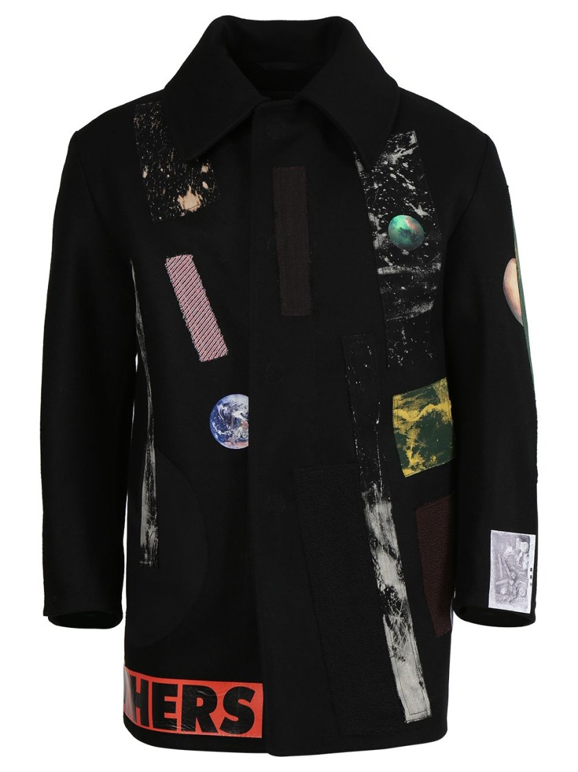 Raf Simons Archive Redux Sterling Caban