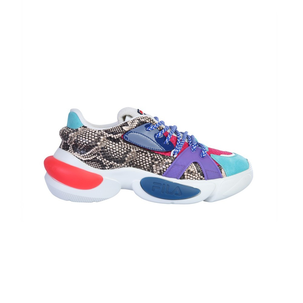 Fila MULTICOLOR POLYESTER SNEAKERS