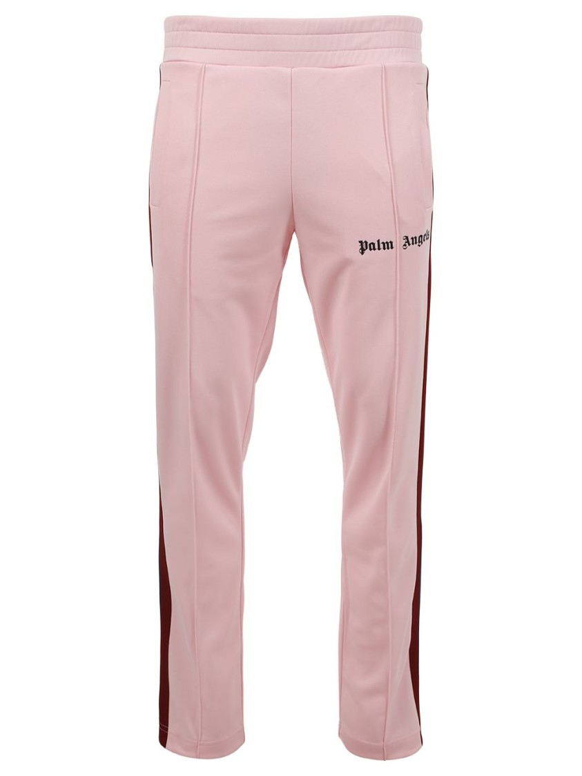 Palm Angels Track pants CLASSIC TRACK PANTS, PINK AND BURGUNDY