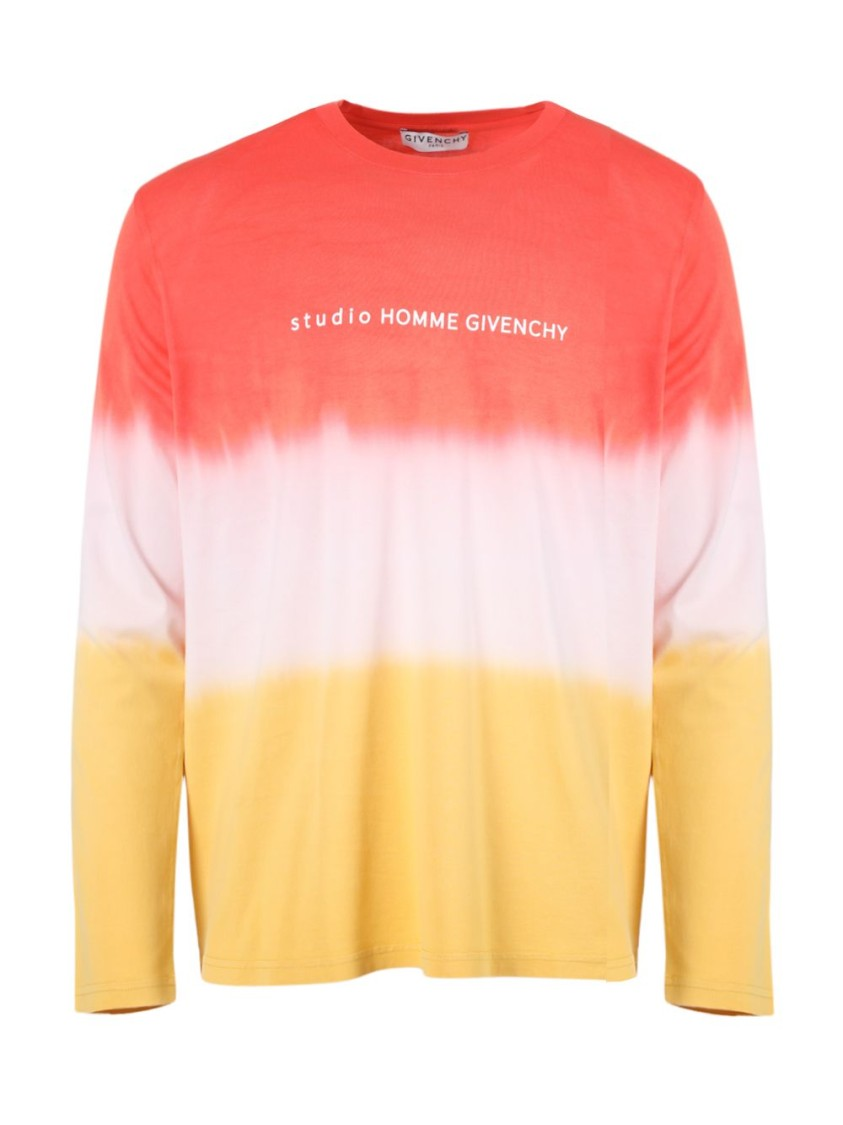 Givenchy GRADIENT LONG-SLEEVE T-SHIRT