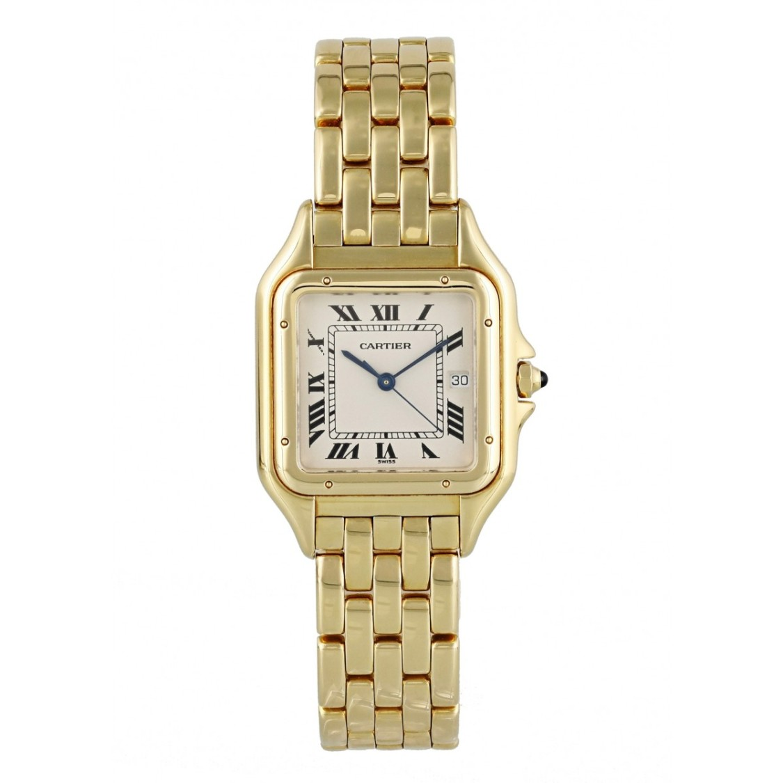 Cartier Pants PANTHERE 1060 18K YELLOW GOLD LARGE WATCH