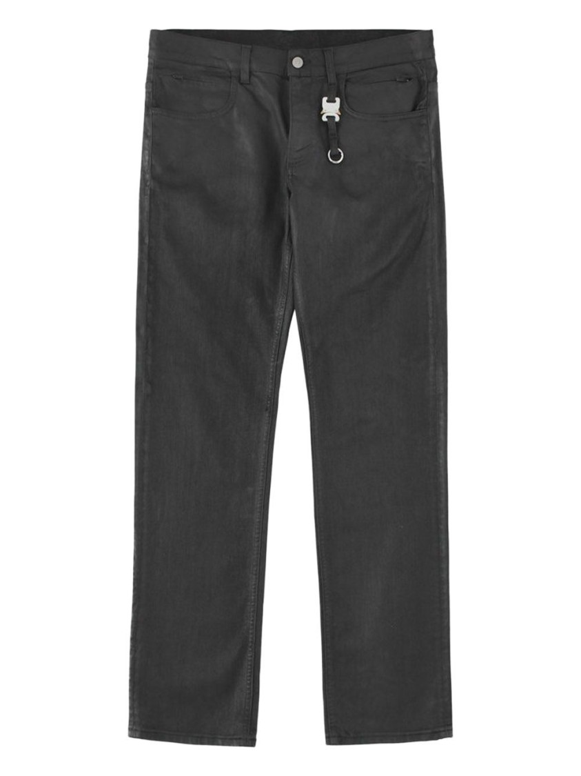 Alyx BLACK MOONLIT 6 POCKET JEAN