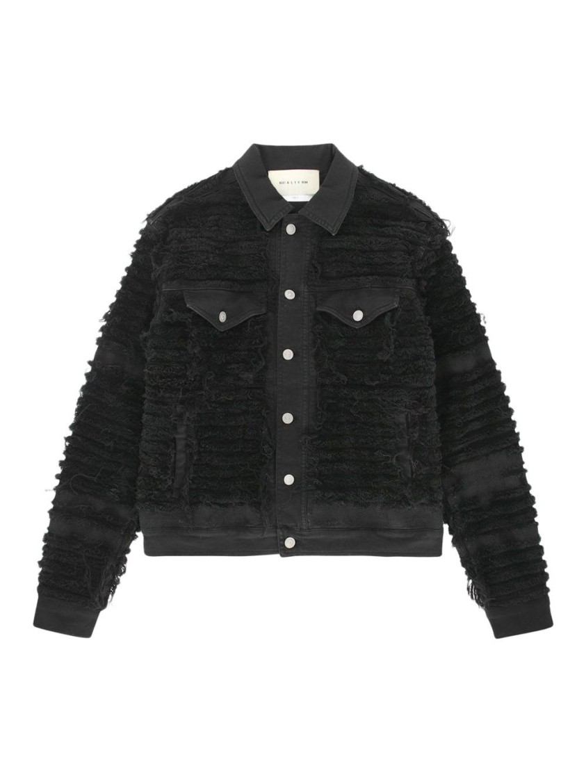 Alyx Denims DENIM BLACKMEANS JACKET