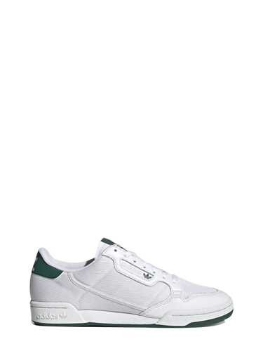 Adidas Originals LOW-TOP SNEAKERS 'CONTINENTAL 80' WHITE GREEN