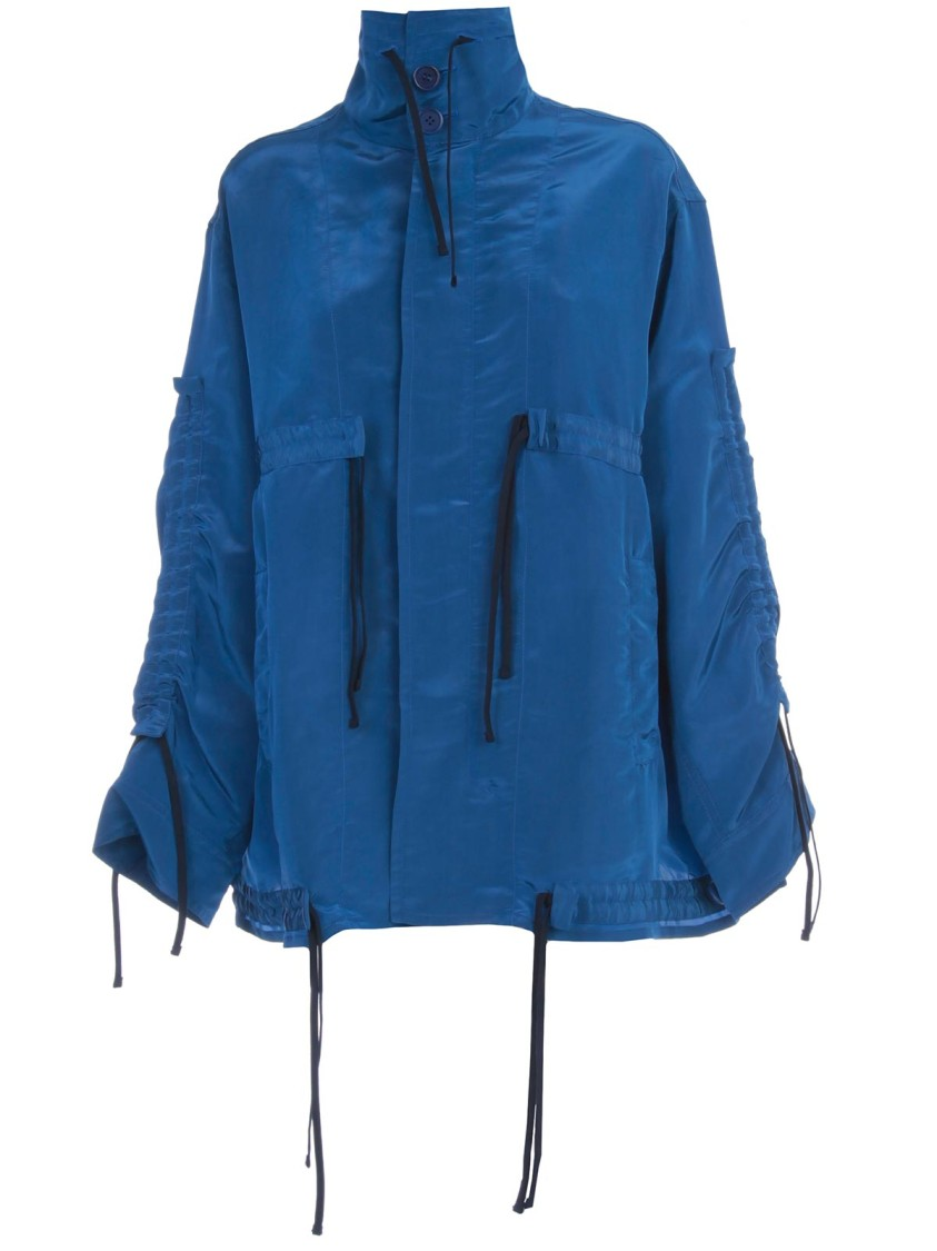 Colville Cottons HIGH-COLLAR JACKET
