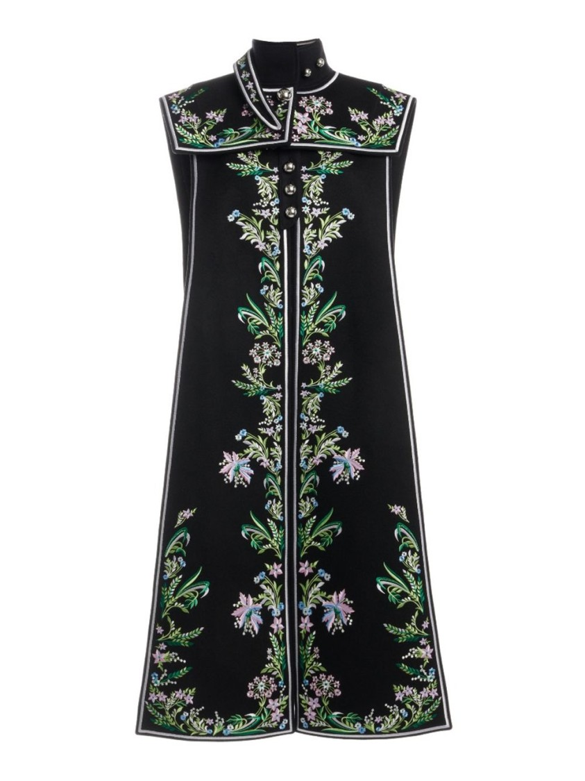 Paco Rabanne EMBROIDERED VEST