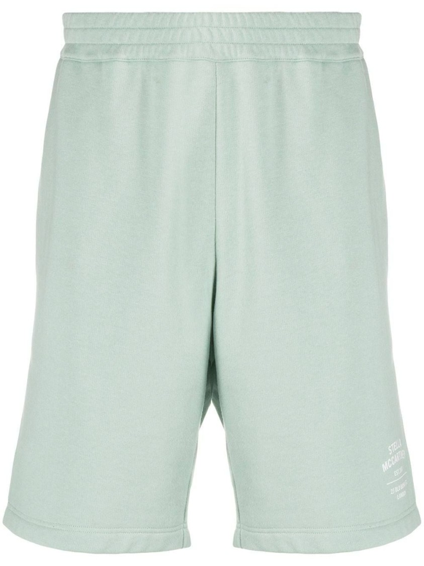 Stella Mccartney Cottons 23 OLD BOND STREET SHORTS