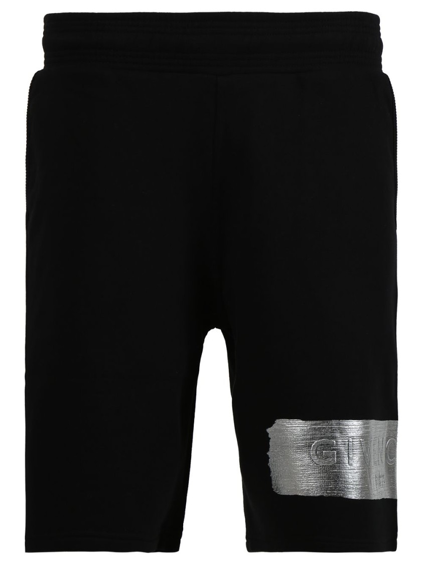 Givenchy LATEX BAND SHORTS