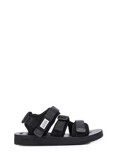 Suicoke LOW BLACK SANDALS