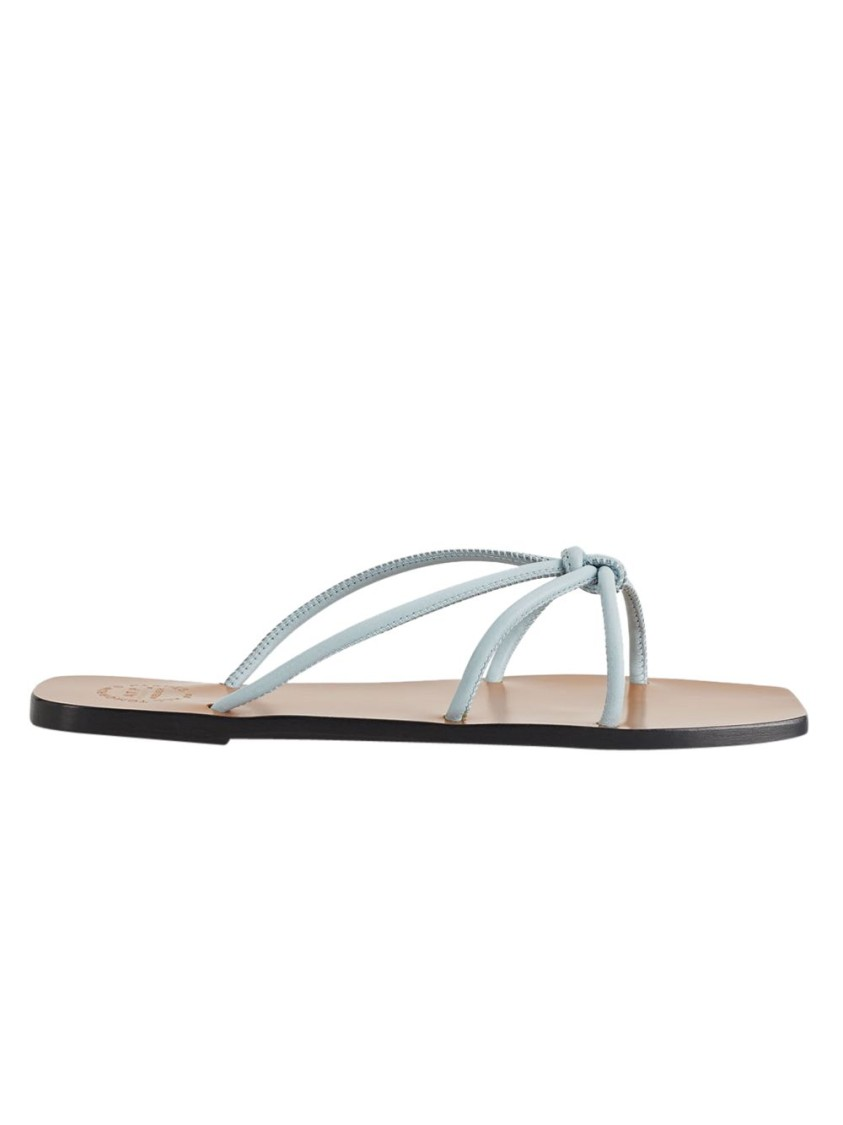 Atp Atelier PANNI LIGHT BLUE SANDALS