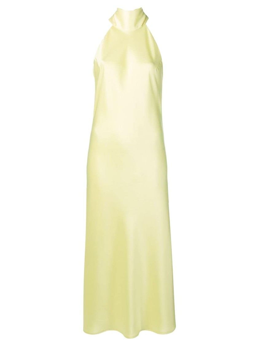 Galvan SIENNA MID-LENGTH DRESS