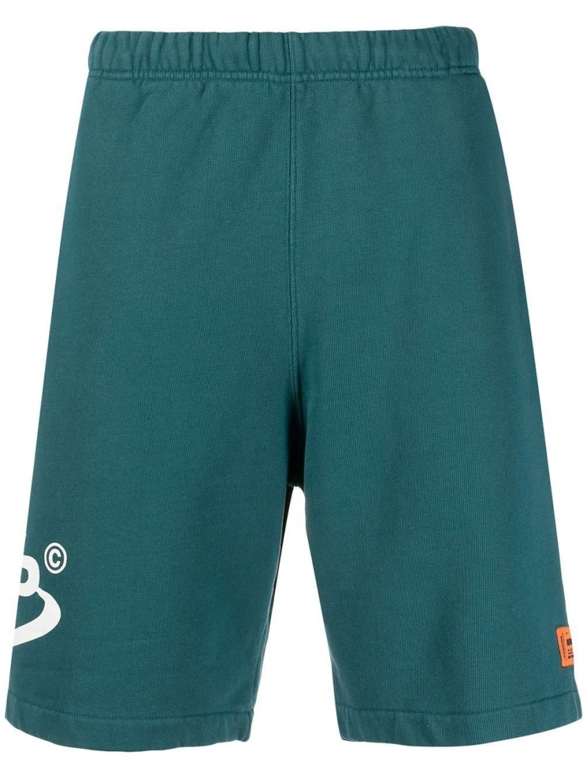 Heron Preston CTNMB HALO SWEATSHORTS